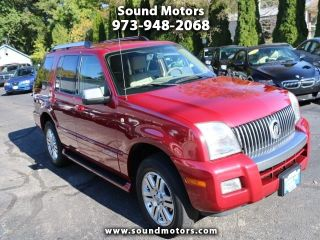 Used 2007 Mercury Mountaineer Premier in Branchville, New Jersey