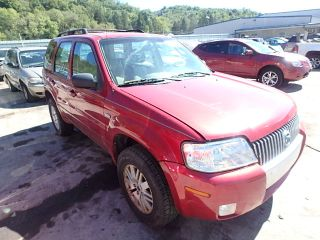 Mercury Mariner Convenience 2006