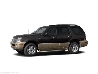 Mercury Mountaineer Luxury 2005