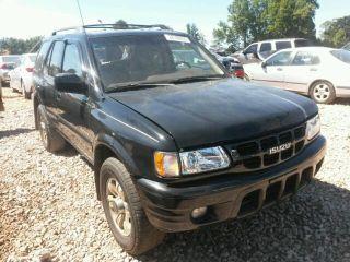 Isuzu Rodeo S 2001