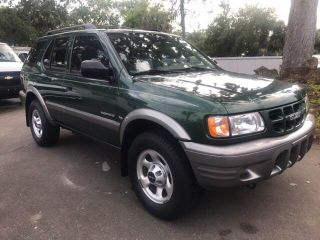 Used 2000 Isuzu Rodeo S in Port Orange, Florida