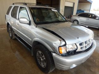 Isuzu Rodeo S 2000