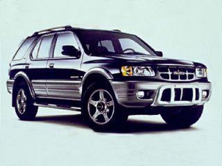 2002 Isuzu Rodeo LS