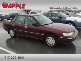 Subaru Legacy L 1993