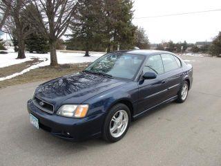 Subaru Legacy 2.5 GT 2004