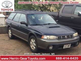 used 1998 subaru outback limited edition in jackson mississippi top cheap car