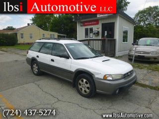 Subaru Outback Limited Edition 1999