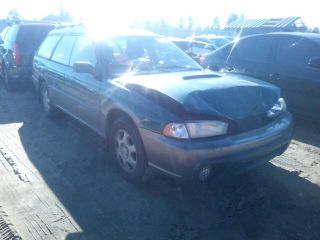 Subaru Outback 1999