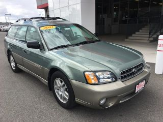 Subaru Outback Base 2003