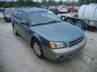 Used 2001 Subaru Outback Limited Edition in Columbia, Missouri