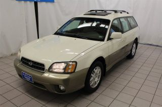 Subaru Outback Limited Edition 2004