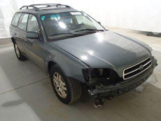 Subaru Outback Limited Edition 2001