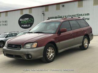 Subaru Outback L.L. Bean Edition 2003
