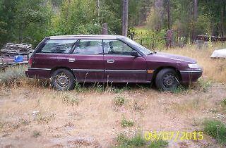 Used 1993 Subaru Legacy L in Brewster, Washington