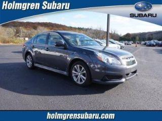 Subaru Legacy 2.5i Premium 2013
