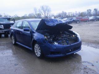 Subaru Legacy 2.5i Limited 2010