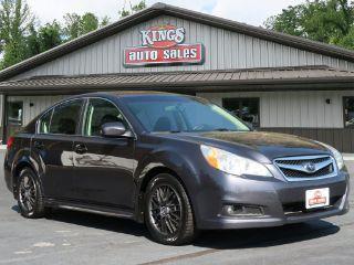 2010 Subaru Legacy 3.6 R Limited