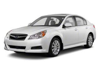 Subaru Legacy 3.6 R Limited 2011