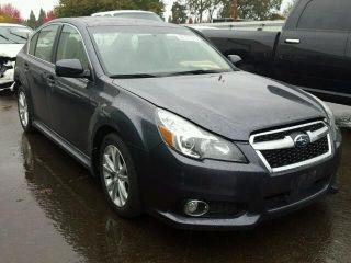 Subaru Legacy 3.6 R Limited 2013