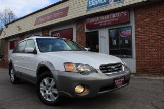Subaru Outback 2.5i Limited 2005
