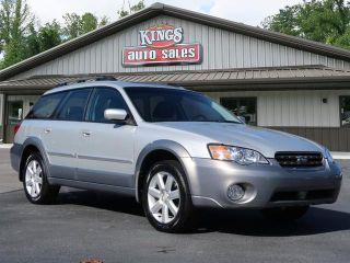 Outback Hendersonville Nc >> Used 2006 Subaru Outback 2 5i Limited In Hendersonville North Carolina