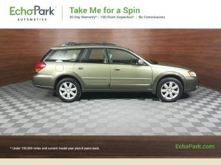 Subaru Outback 2.5i Limited 2006