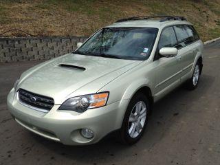 Subaru Outback 2.5 XT 2005