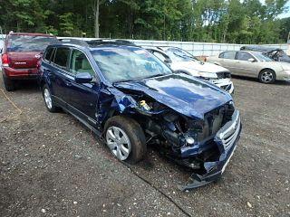 Subaru Outback 2.5i Limited 2011