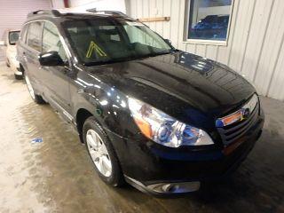 Subaru Outback 2.5i 2011