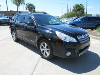 Subaru Outback 2.5i Limited 2013