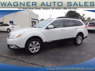 Used 2011 Subaru Outback 3.6R Limited in Fairborn, Ohio