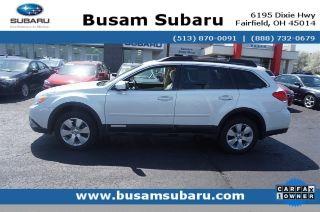 Subaru Outback 3.6R Limited 2012