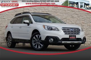 Used 2016 Subaru Outback 2.5i Limited in McKinney, Texas