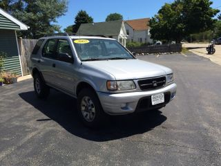 Honda Passport LX 2002