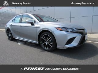New 2018 Toyota Camry SE in Toms River, New Jersey