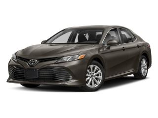 New 2018 Toyota Camry LE in Holiday, Florida