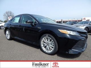 Used 2018 Toyota Camry XLE in Trevose, Pennsylvania