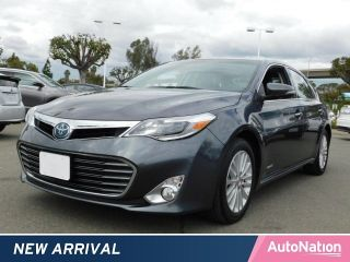 Toyota Avalon Limited Edition 2015