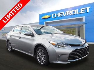 Toyota Avalon Limited Edition 2016
