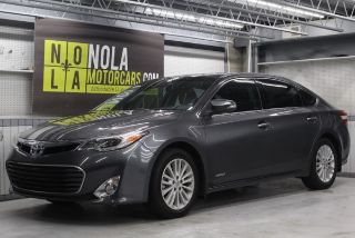 Toyota Avalon Limited Edition 2013
