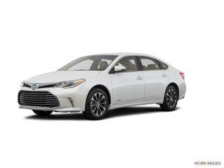 Toyota Avalon Limited Edition 2018