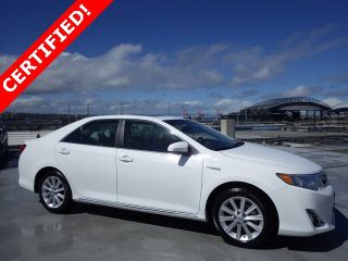 Toyota Camry XLE 2014