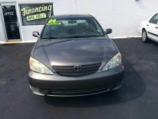 Used 2004 Toyota Camry LE in Tampa, Florida