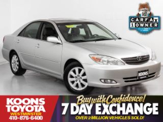 Used 2004 Toyota Camry XLE in Westminster, Maryland