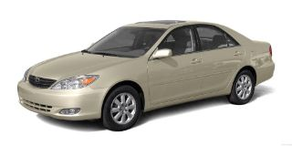 Toyota Camry XLE 2003