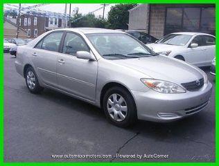 Used 2002 Toyota Camry LE in Philadelphia, Pennsylvania