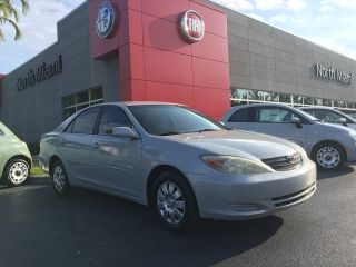 Used 2002 Toyota Camry LE in Miami, Florida