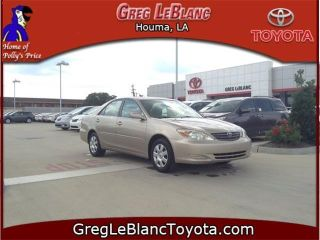 Used 2003 Toyota Camry LE in Houma, Louisiana