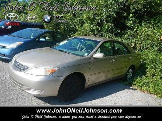 Used 2002 Toyota Camry LE in Meridian, Mississippi