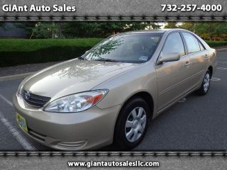 Used 2004 Toyota Camry XLE in South River, New Jersey